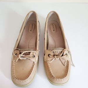 Sperry/ Light Brown Loafers Shoes/ Size 10M